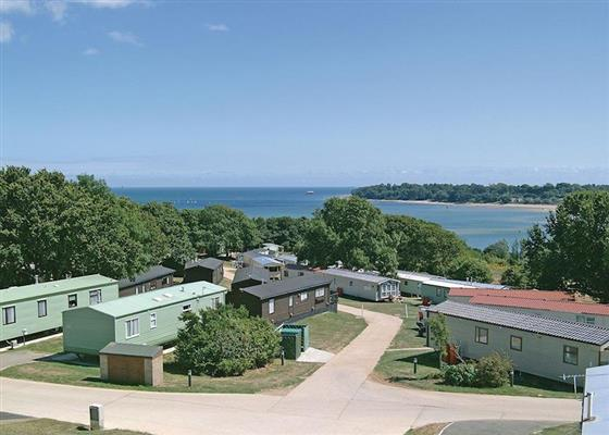 Farringford Chalet at Nodes Point, Ryde