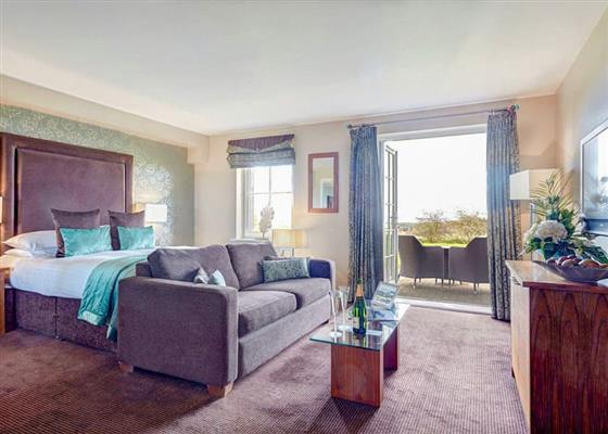 Fell View Apartment at Whitbarrow Village, Penrith