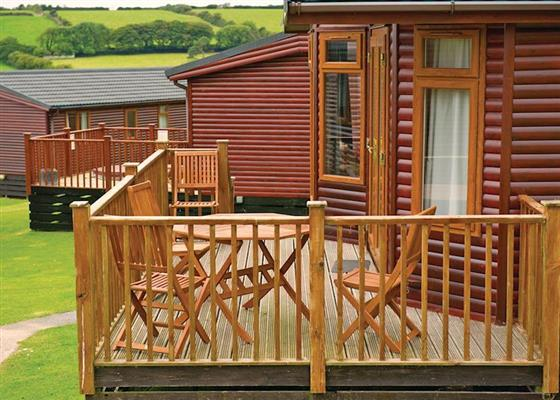 Fern at Juliots Well Holiday Park, Camelford