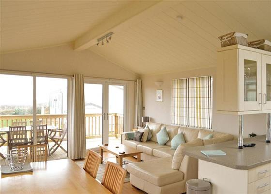 Field View Lodge 2 at The Salcombe Retreat, Kingsbridge