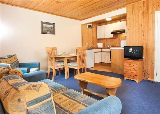 Forest Croft Chalet at St Ives Holiday Village, St Ives