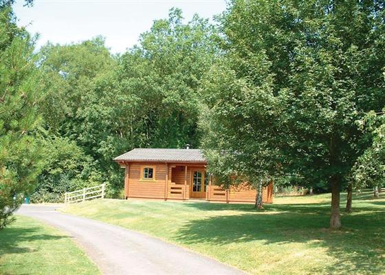 Four Oaks Lodge at Woodside Lodges, Ledbury