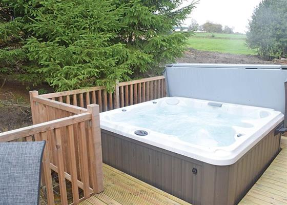 Foxglove Lodge at Hazelhurst Lodges, Chesterfield