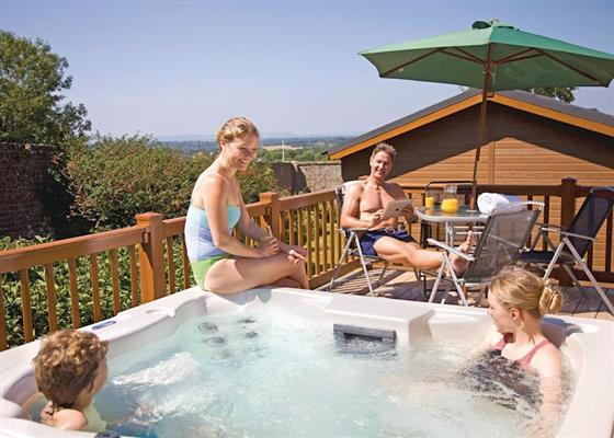 Garden Plus at Crowhurst Park Lodges, Battle