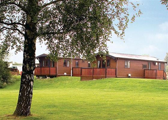 Gate Lodge at Kingfisher, Knaresborough