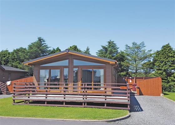 Glen Nevis Lodge