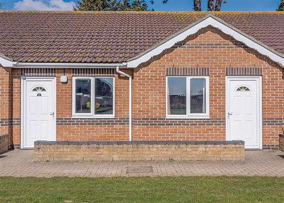 Gold 1 Bungalow WF at Hemsby Beach Holiday Park, Great Yarmouth