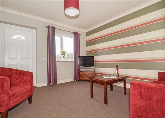 Gold 2 Bungalow at Hemsby Beach Holiday Park, Great Yarmouth