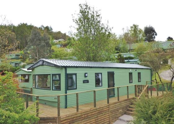 Gold 3 (sleeps 6) at Kippford, Dalbeattie