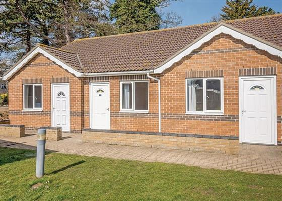 Gold 3 Bungalow at Hemsby Beach Holiday Park, Great Yarmouth