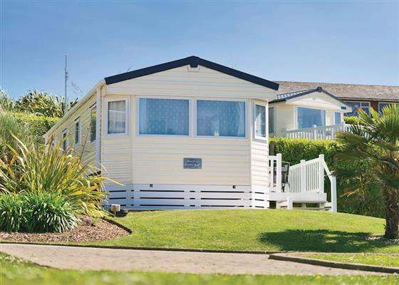 Gold Caravan 4 Plus at Praa Sands Holiday Park, Penzance
