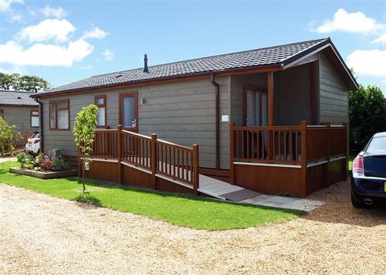 Gold Lodge 5 at Searles Leisure Resort, Hunstanton