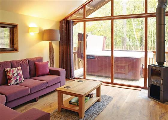 Golden Oak 1 at Thorpe Lodges, Thetford
