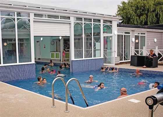 Goldfinch Lodge at Manor Park Holiday Village, Hunstanton