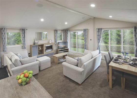 Grange Lodge 2 Sleeps 4 at Grange Leisure Park, Mablethorpe