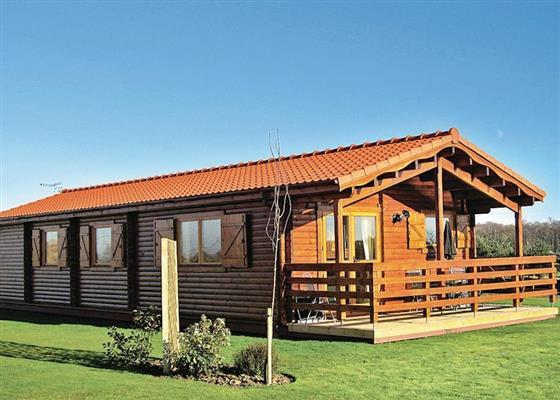 Grange Lodge at Grange Park Lodges, Scunthorpe
