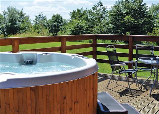 Grange Lodge VIP at Grange Park Lodges, Scunthorpe