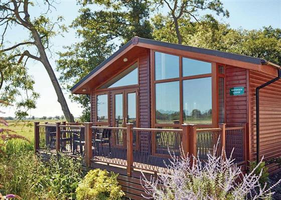 Haddiscoe Lodge at Waveney River Centre, Beccles
