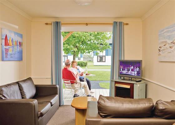 Hafan Comfort Apartment (Sat) at Hafan y Mor, Pwllheli