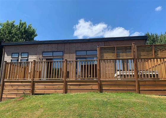 Hallmark Holiday Home 4 HT Platinum at Devon Hills, Paignton
