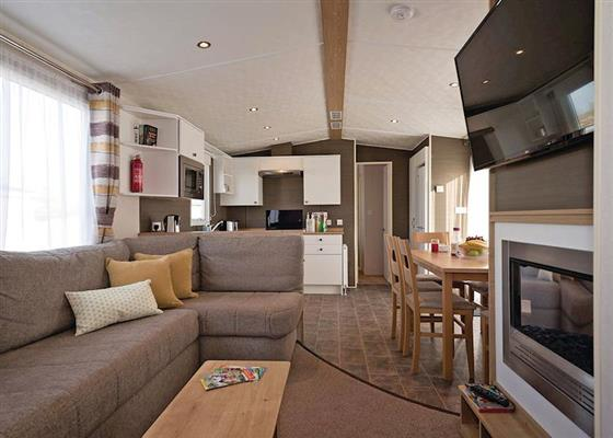 Harmony at Waterside Holiday Park and Spa, Weymouth