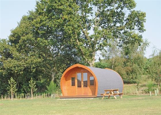 Heathside Pod at Heathside Pods, Halesworth