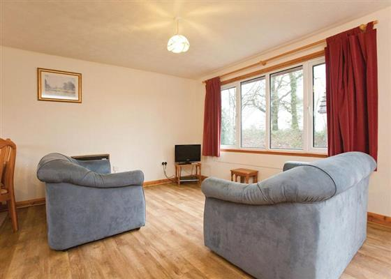 Hengar Park Bungalow at Hengar Manor Country Park, Bodmin