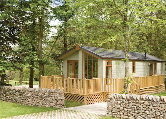 Holicombe Lodge at Hillcroft Park, Penrith