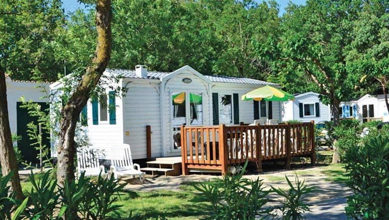 Holiday home at Le Soleil campsite, Argelès-sur-Mer