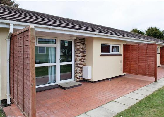 Holywell Bungalow at Holywell Bay, Newquay