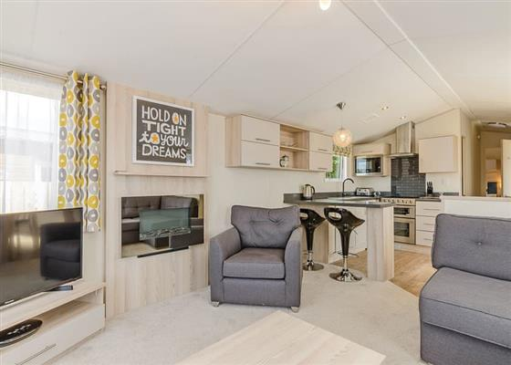 Horncastle at Kenwick Woods Lodges, Louth