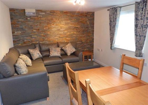 ILF 2 Bed Gold Apartment (Sleeps 4) at Ilfracombe Holiday Park, Ilfracombe