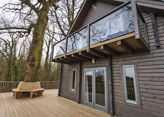 iLodge Ultra at Kenwick Woods Lodges, Louth
