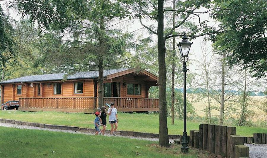 Kenwick Woods Lodges