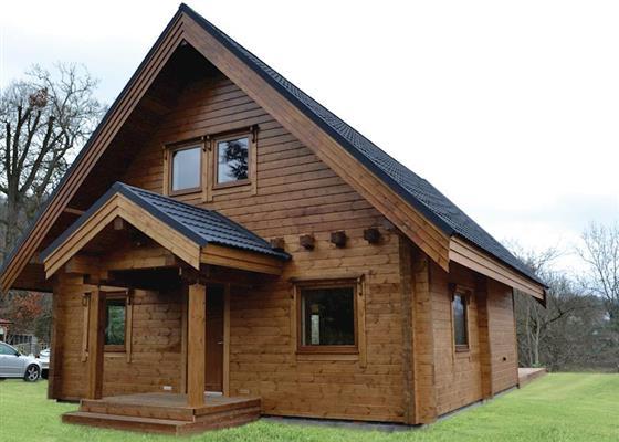 Kestrel Lodge (Pet Friendly)