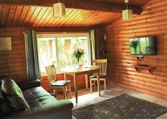 Kestrel Lodge VIP at Heronstone Lodges, Swansea
