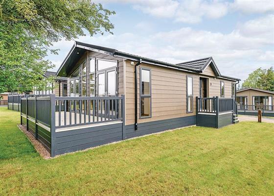 Keswick 2 at Keswick Reach Lodge Retreat, Cockermouth