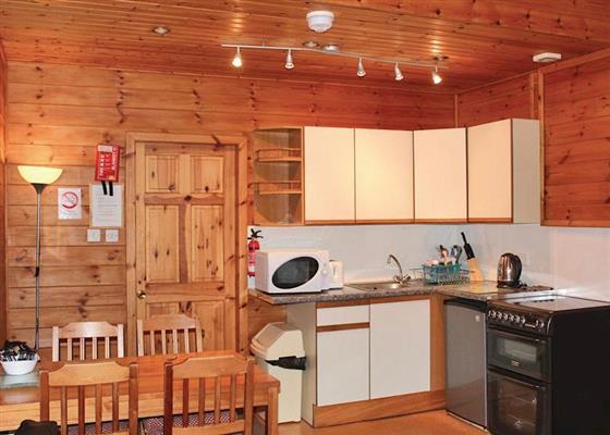 Killin Spruce at Killin Highland Lodges, Killin