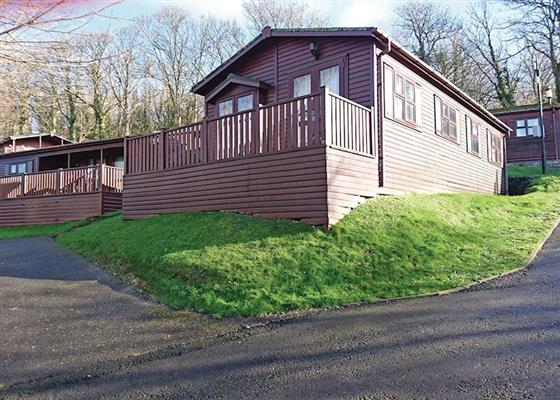 Kingfisher Lodge 18 at Osmington Holiday Park, Weymouth