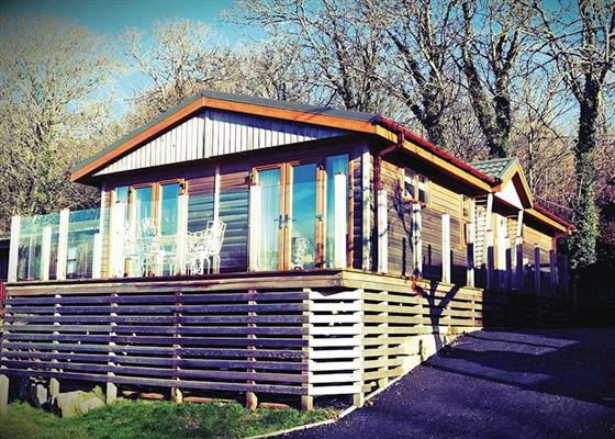 Kingfisher Lodge 4 at Osmington Holiday Park, Weymouth