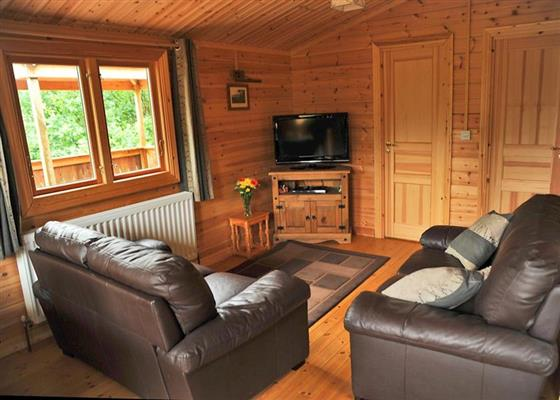 Kingfisher VIP at Heronstone Lodges, Swansea