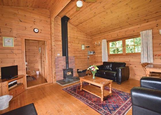 Kites Nest Lodge at Woodside Lodges, Ledbury