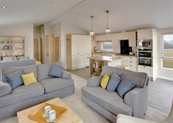 Lagoon 3 Bed Lodge at Lower Hyde, Shanklin