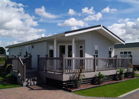 Lakeland Lodge at Elm Farm Country Park, Clacton-on-Sea