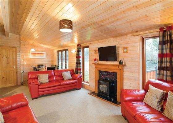 Larches Deluxe 4 Lodge
