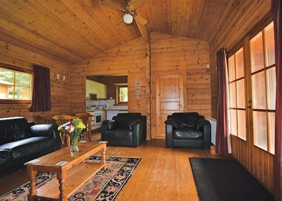 Ledbury Lodge VIP at Woodside Lodges Country Park, Ledbury