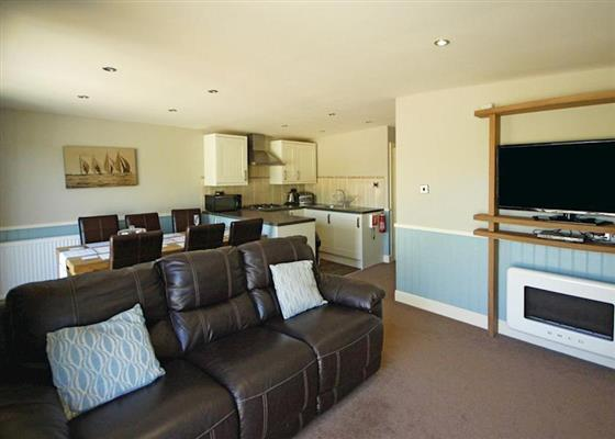 Levisham Lodge at Pickering Lodges, Pickering