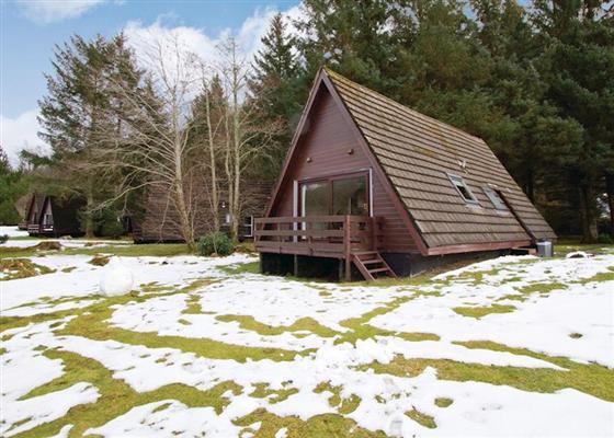Loch Side Spa Lodge