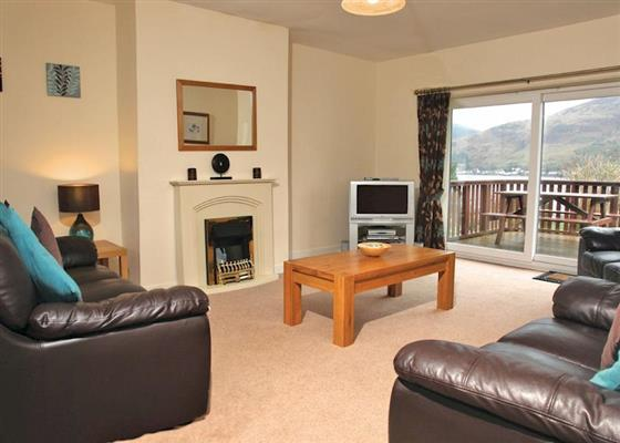 Lochain Cottage at Lochgoilhead Lodges, Cairndow