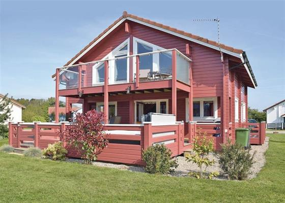 Lodge 16 Suntrap at Fairway Lakes Lodges, Great Yarmouth